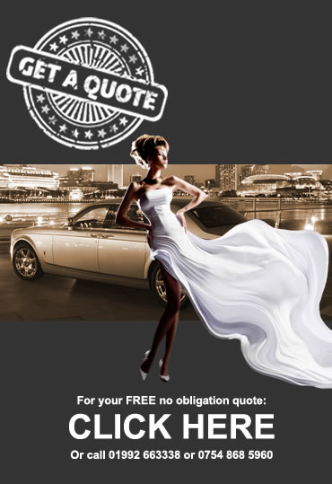 Rolls Royce Hire London Quote