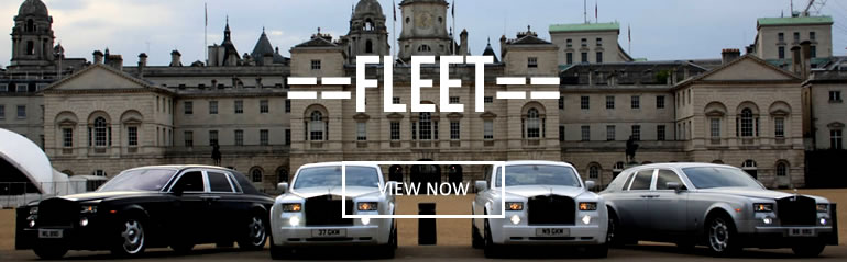 chauffeur-driven rolls royce hire services | herts rollers