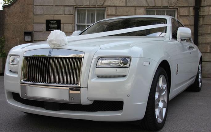 Rolls Royce Wedding Car Hire Herts Rollers