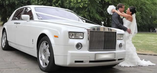 Rolls Royce Drophead Coupe Hire