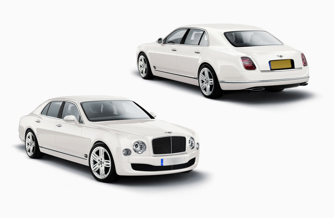 White bentley mulsanne hire herts rollers white bentley mulsanne hire passenger information vanachro Images