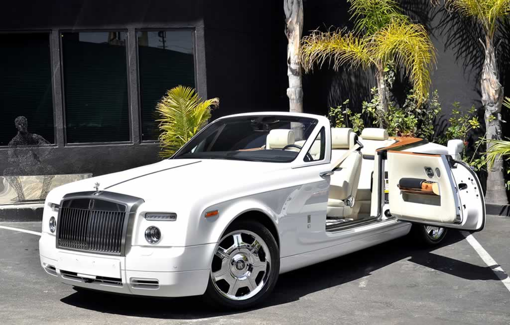 Rolls Royce For Hire >> Rolls Royce Drophead Coupe Convertible | Herts Rollers