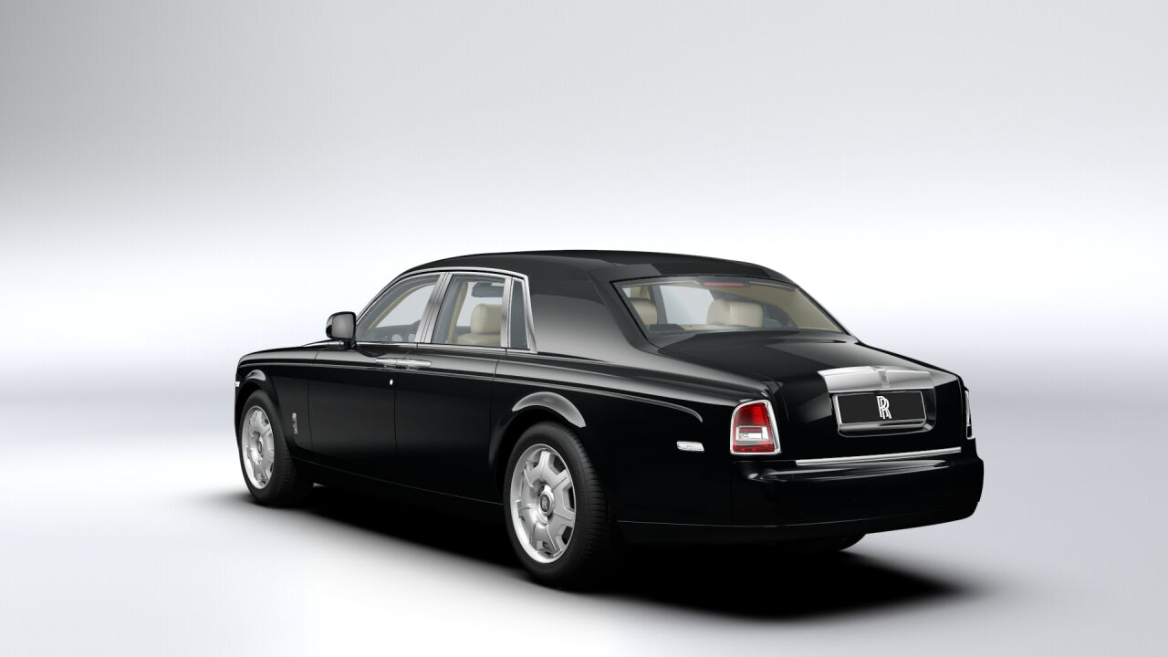 black rolls royce phantom hire herts rollers. Black Bedroom Furniture Sets. Home Design Ideas