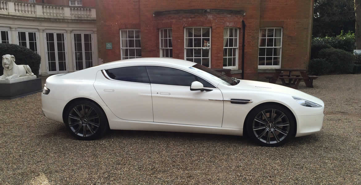 aston martin rapide herts rollers