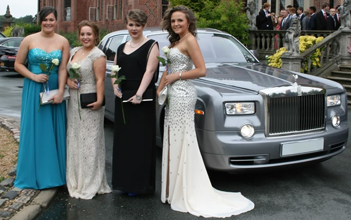 Rolls Royce Prom Car Hire Herts Rollers