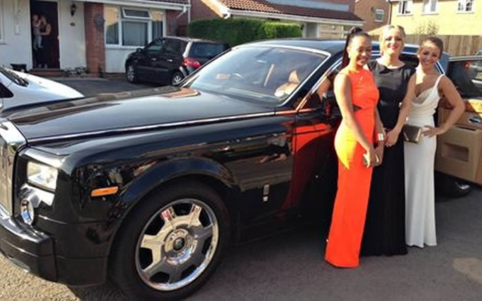 Rolls Royce Limo >> Rolls Royce Prom Car Hire | Herts Rollers