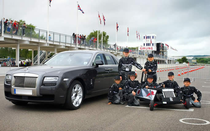 Rolls Royce Limo >> Sporting Event Rolls Royce Hire | Herts Rollers